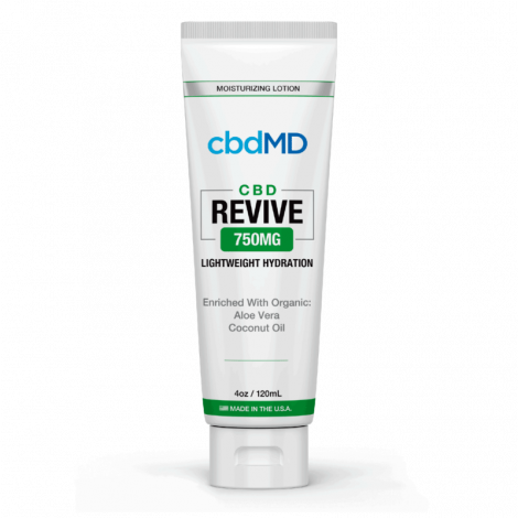 cbdMD Revive 4 oz Squeeze - 750mg