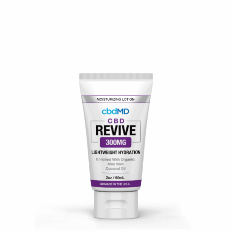 cbdMD Revive 2oz Squeeze - 300 MG
