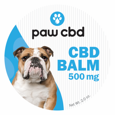 PawCBD Balm 2oz - 500mg