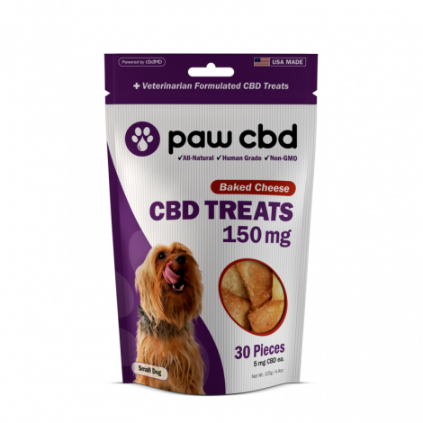 PawCBD Dog Treats - 150mg