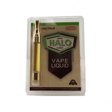 Banana Kush - Halo CBD Vape Cartridge (1000mg)