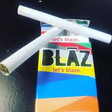 BLAZ Hemp Smokes